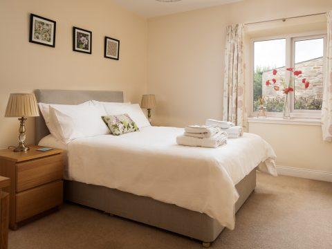 Skylark Double Bedroom