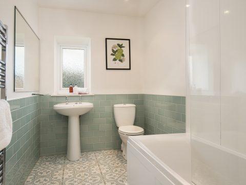 Skylark bathroom