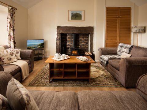 Skylark sitting room